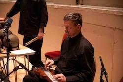 Daryl Buckley (Elision Ensemble)