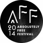 Logo Absolutely Free Festival 2013