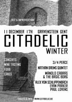 Logo Citadelic Winter 2012