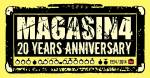 Logo 20 Jaar Magasin 4 - september