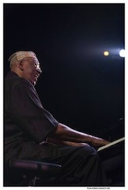 Randy Weston (foto: Bruno Bollaert)