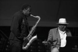 David Murray & Randy Weston (foto: Jan Landau)