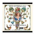 Cover Joan Sutherland – Joy to the World