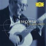 Cover Segovia – The Great Master