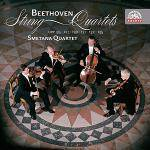 Cover Late String Quartets