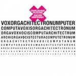 Cover Voxorgachitectronumputer