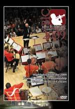 Cover Highlights from the 2009 Brass in Concert Championship and World of Brass in Concert