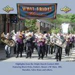 Cover Whit Friday Marches – Highlights From The Delph March Contest 2005
