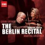 Cover The Berlin Recital