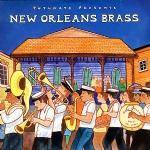 Cover Putumayo Presents New Orleans Brass