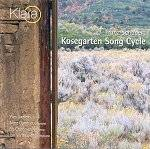 Cover Kosegarten Song Cycle