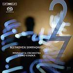Cover Symphonies Nos 2 and 7