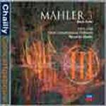 Cover Mahler III, Bach Suite