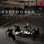 Cover String Quartets op.18/4 & 59/2