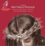 Cover Matthäus-Passion
