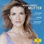 Cover Anne-Sophie Mutter