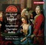 Cover Symphonies – Overtures – Ballets
