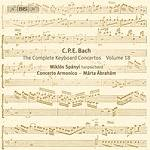 Cover Keyboard Concertos volume 18