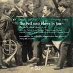 Cover The Fall now blows its horn - Den Herfst blaast op den horen