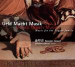 Cover Geld Macht Musik: Music for the Fugger Family