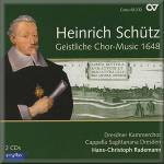 Cover Geistliche Chor-Music 1648