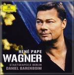 Cover René Pape sings Wagner
