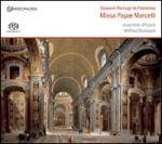 Cover Missa Papae Marcelli