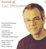 Cover Portrait of Luc Vertommen