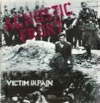 Cover Victim in Pain / United Blood