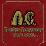Cover The Old Testament 1988-1991