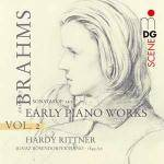 Cover Early Piano Works, vol. 2