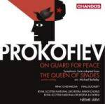 Cover The Queen of Spades – On Guard for Peace