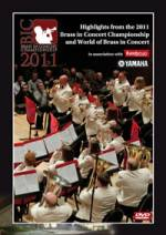 Cover Highlights From The 2011 Brass In Concert Championship And World Of Brass In Concert