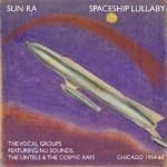 Cover Spaceship Lullaby