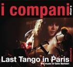 Cover Last Tango in Paris: The Music of Gato Barbieri & Jazztangos