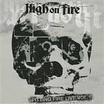 Cover Spitting Fire Live Vol. 1 & 2