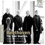Cover Ludwig van Beethoven - The 'Late' Quartets: Op. 127, 130, 131, 132, 133 & 135
