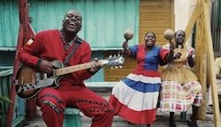 The Garifuna Collective (foto: Peter Rakossy)