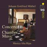 Cover Concertos and Chamber Music
