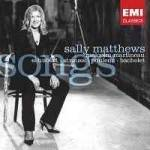 Cover Sally Matthews – Songs