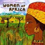 Cover Putumayo Presents: Women of Africa