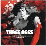 Cover Three Ages Soundtrack