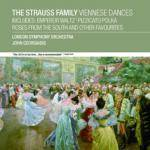 Cover The Strauss Family, Viennese Dances