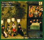 Cover Thomas Morley: The First Book of Consort Lessons