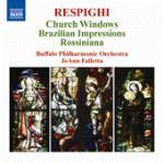 Cover Church Windows, Brasilianan Impressions, Rossiniana