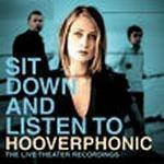 Cover Sit Down and Listen to Hooverphonic
