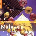 Cover Rough Guide to the Music of Malaysia