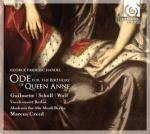 Cover Ode for the Birthday of Queen Anne - Dixit Dominus