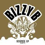 Cover Science EP Volumes III + IV