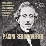 Cover Pacini Rediscovered
